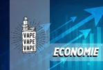 כלכלה: גידול שנתי ממוצע של 22% בשוק הסיגריות האלקטרוניות בין השנים 2019 ל -2024.