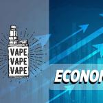 ÉCONOMIE :  Une croissance annuelle moyenne de 22 % pour le marché de l'e-cigarette entre 2019 et 2024.