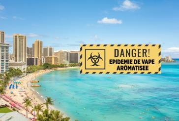 ארצות הברית: הוואי נמנעת באיסור קיצוני על מוצרי Vape בטעם.