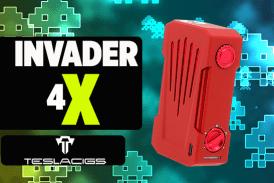 BATCH INFO: Invader 4X 280w (Teslacigs)