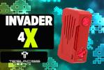 INFORMAZIONI SUL LOTTO: Invader 4X 280w (Teslacigs)