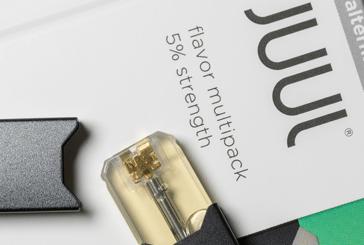 CANADA : Juul Labs offre une nouvelle option pour sa e-cigarette avec un pod a 15mg de nicotine
