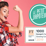 ECONOMY: Le Petit Vapoteur still in the ranking of the best European growth!