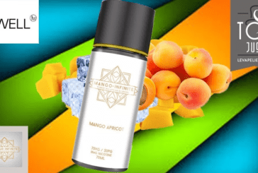 REVIEW / TEST: MANGO APRICOT by Mango Infinite