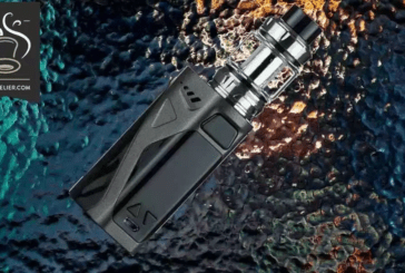REVIEW / TEST: Manto X 228W Starter Kit - Metis Mix by Rincoe