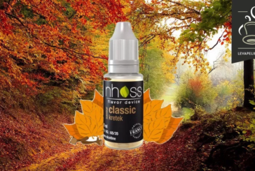 REVIEW / TEST: Classic Kretek by Nhoss