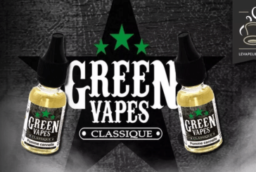 REVUE / TEST: Cinnamon Apple (Classic Range) by Green Vapes