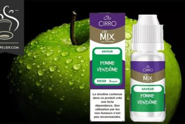 REVUE / TEST : Pomme Vendôme (Gamme les Mix) par Cirro
