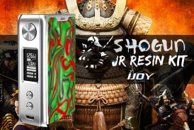 INHALTSVERZEICHNIS: Shogun JR Resin 126W (Ijoy)