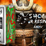 INFO BATCH : Shogun JR Resin 126W (Ijoy)