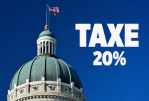 UNITED STATES: Indiana is preparing to impose a 20% tax on the vape!