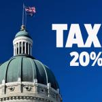 СОЕДИНЕННЫЕ ШТАТЫ: Индиана готовится ввести налог VN в размере 20!