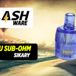 FLASHWARE: טוטו Sub-ohm (סיקרי)