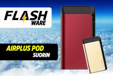 FLASHWARE: AirPlus Pod (Suorin)