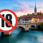 SUISSE : Vers une interdiction de la vente d'e-cigarette aux moins de 18 ans dans le canton de Berne.