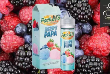 RECENSIONE / TEST: Berry Papa (Candy Sensation Range) di Pack at O