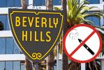 ארצות הברית: בוורלי הילס תאסור מכירת מוצרי טבק וסיגריות אלקטרוניות!