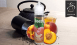 REVUE / TEST: Black Ice Tea Peach (Freeze Tea Range) van Made In Vape