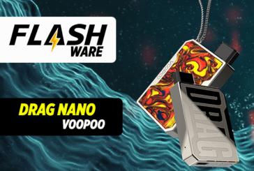 FLASHWARE: Arrastra Nano (Voopoo)