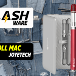 FLASHWARE : Eroll Mac (Joyetech)