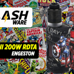 FLASHWARE: Hela II 200W RDTA (Engeston)
