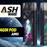 FLASHWARE: Imagin Pod 1100mAh (AIMO)
