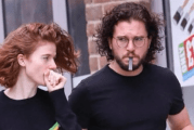 MENSEN: Kit Harington (Jon Snow) speende tabak af dankzij de vape en Juul!