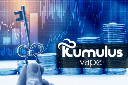 ЭКОНОМИКА: Giant Kumulus Vape, специалист по электронным сигаретам, становится публичным!