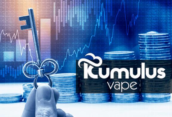 经济:巨型Kumulus Vape,电子烟专家上市!