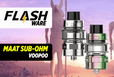 FLASHWARE : Maat Sub-ohm (Voopoo)