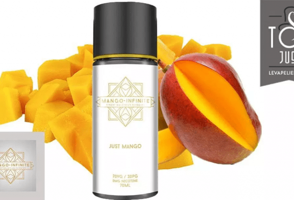 REVUE / TEST : Just Mango par Mango Infinite