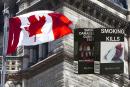 CANADA: Neutraal pakket binnenkort verplicht voor sigaretten ... maar niet voor vapen!