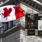 CANADA : Le paquet neutre bientôt obligatoire pour les cigarettes… mais pas pour le vapotage !