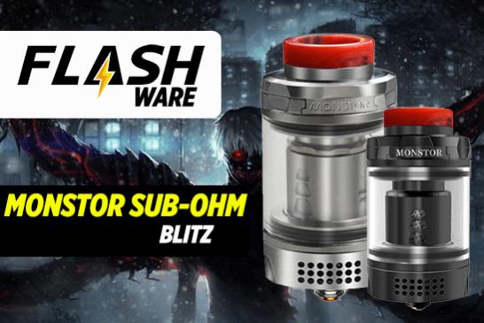 FLASHWARE:Monster Sub-ohm(Blitz Enterprises)