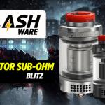 FLASHWARE: מפלצת Sub-ohm (בליץ Enterprises)