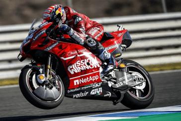 ÉCONOMIE : Pas de logo «Mission Winnow» sur les motos Ducati au GP du Mans.