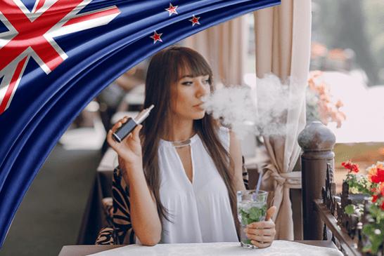 NOUVELLE-ZÉLANDE : Le gouvernement se prépare à encourager la vape pour en finir avec le tabac !