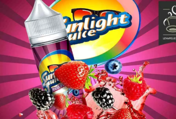 REVUE / TEST : Red Fruits par Sunlight Juice