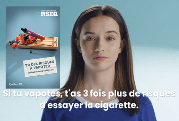 "CANADA: ""Do not fall in the trap"", a prevention campaign against young people's vaping ..."
