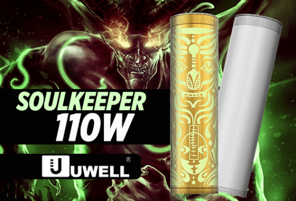 CHARGENBEZEICHNUNG: Soulkeeper 110W (Uwell)
