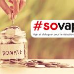 COMUNICATO STAMPA: Per World No Tobacco Day, Sovape chiede donazioni!