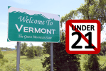 ארצות הברית: ורמונט הופך למדינה 14th לעבור את הגיל המשפטי ב 21 שנים לרכישת דואר סיגריות!