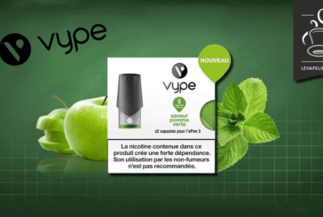 REVIEW / TEST: Green Apple by Vype
