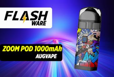 FLASHWARE:Zoom Pod 1000mAh(Augvape)