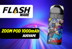 FLASHWARE: Zoom Pod 1000mAh (Augvape)