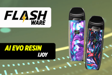 FLASHWARE: AI EVO Resin Pod (Ijoy)