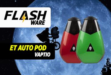 FLASHWARE: E Auto Pod (Vaptio)