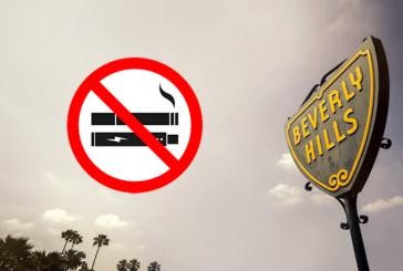 ÉTATS-UNIS : Beverly Hills interdira la commercialisation de l'e-cigarette début 2021 !