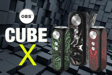 ИНФОРМАЦИЯ О СЕРИИ: 80W Cube X (OBS)