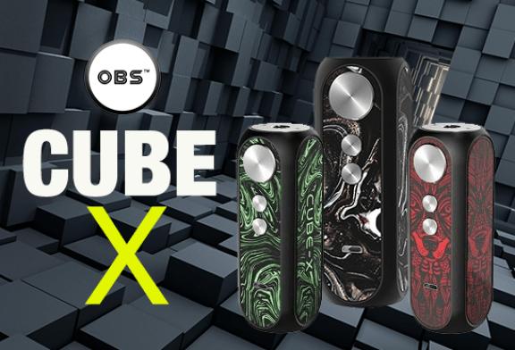 INFO BATCH : Cube X 80W (OBS)